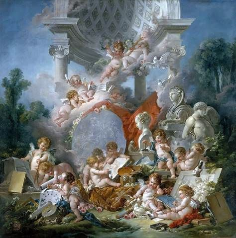 Geniuses of the Arts   Francois Boucher