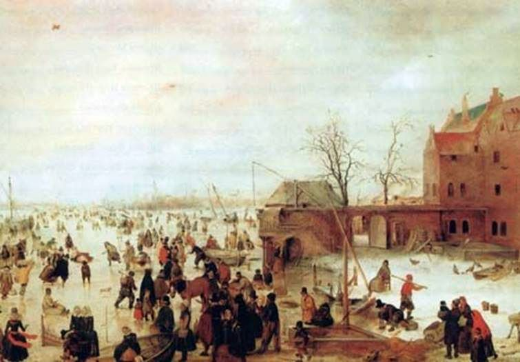 Winter Fun   Hendrick Avercamp