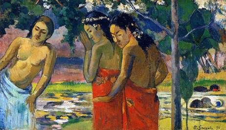 Tiga Tahiti   Paul Gauguin