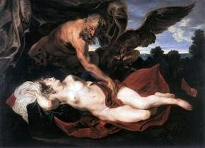 Jupiter dan Antiope   Anthony Van Dyck