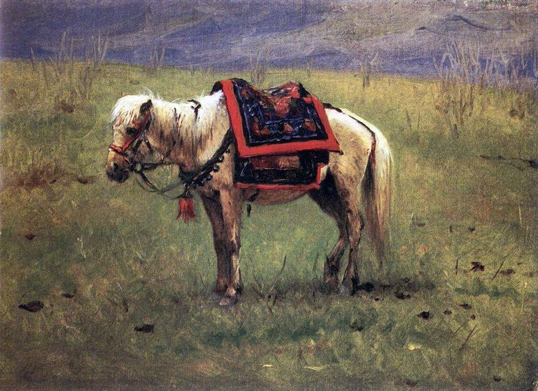 Kuda Himalaya   Vasily Vereshchagin