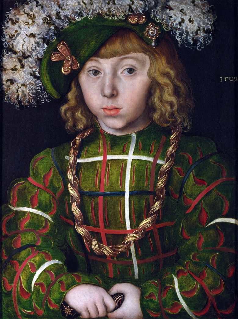 Johann Frederick the Magnanimous   Lucas the Elder Cranach