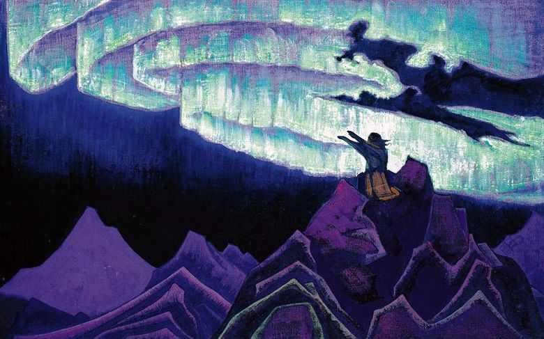 Moses Driver   Nicholas Roerich